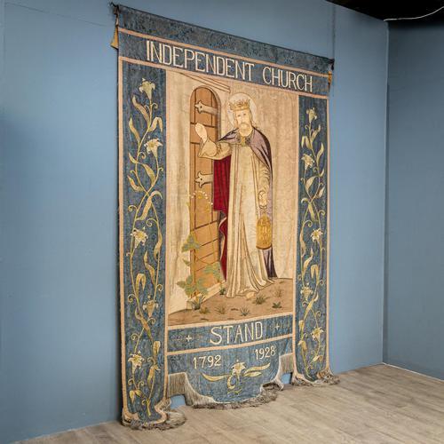 Reversible Religious Banner (1 of 19)