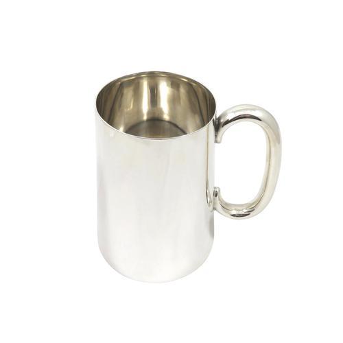 Sterling Silver Pint Tankard / Mug 1935 (1 of 8)