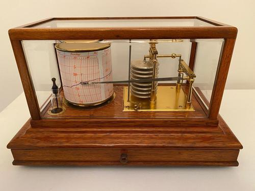 Barograph by Ross, London (1 of 3)