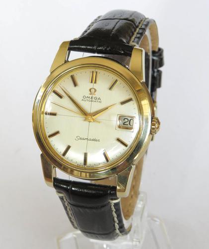 Gents Omega Seamaster Wrist Watch, 1966 (1 of 5)