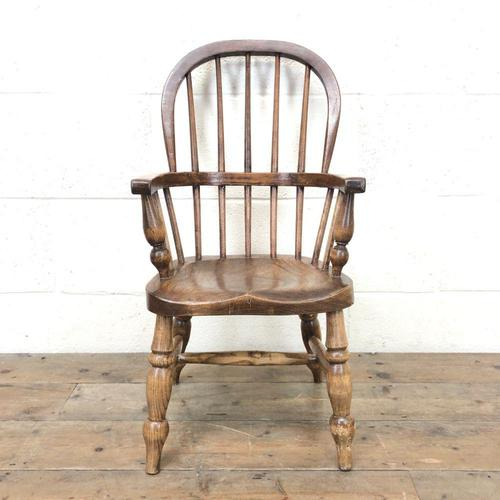 Antique Child's Windsor Chair (1 of 8)
