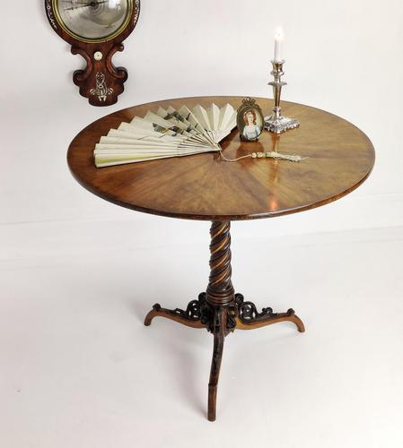 Aesthetic Period Side Table (1 of 9)