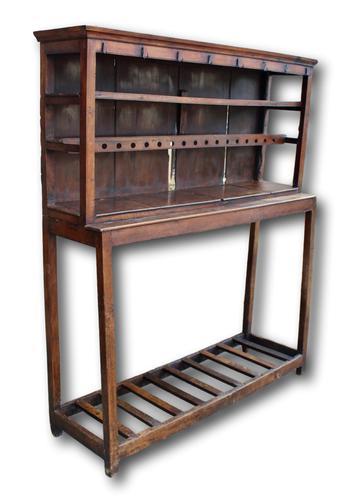 18th Century Irish Oak Dresser (1 of 8)