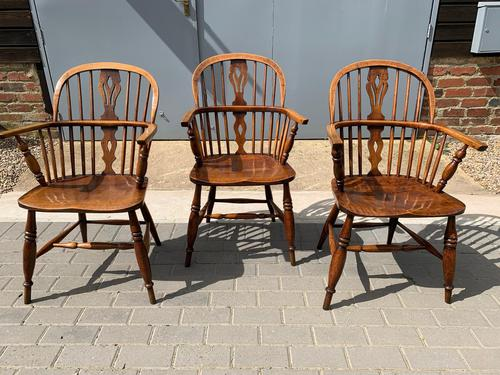 19th Century Windsor Chairs (1 of 10)