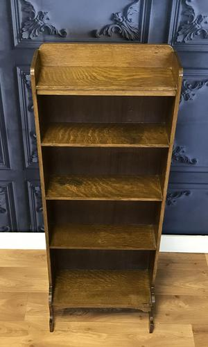 Oak Bookcase (1 of 5)