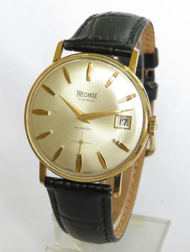 Gents 1960s Precimax Wrist Watch (1 of 5)