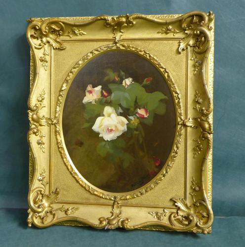 James Stewart Park - Still Life Flowers (1 of 1)