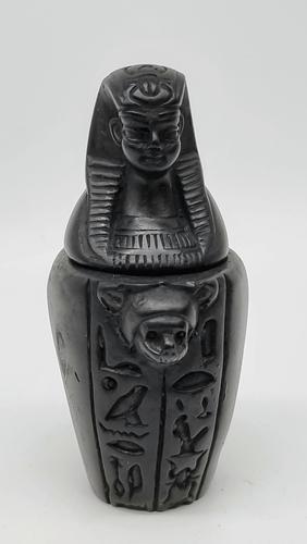 Tutankhamen Small Canopic Jar (1 of 6)