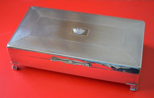 A Rare John N Lunn Irish Ltd E. P. N. S. Cigarette - Card - Jewellery Box (1 of 9)