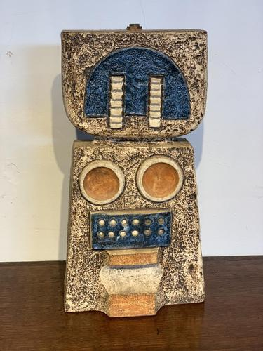 Troika Pottery Lamp Base (1 of 4)