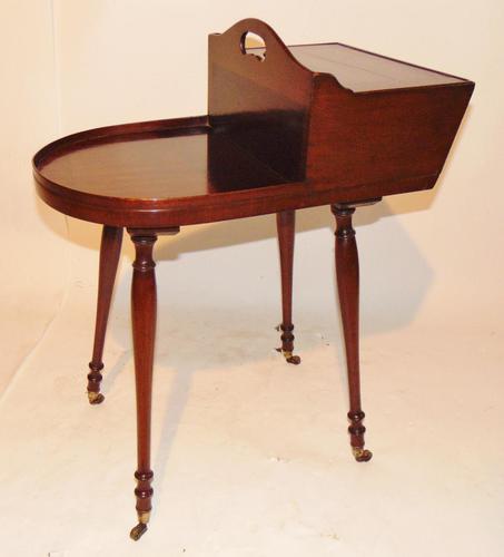 Georgian Mahogany Butler's Table (1 of 6)