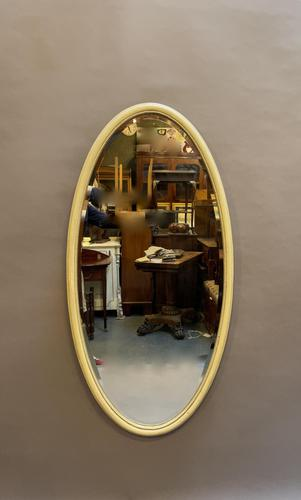 Large Oval Wall Mirror (1 of 6)