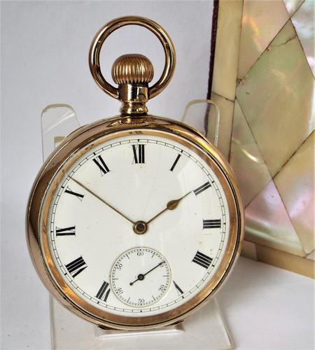 Antique 1902 Waltham Pocket Watch (1 of 5)