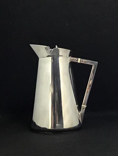 Arts & Crafts Silver Plated Water Jug Mappin & Webb (1 of 4)