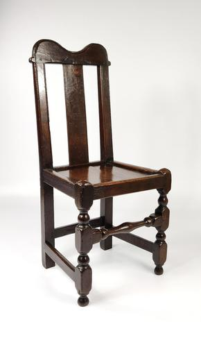 Late 17th Century Welsh Hall Chair (1 of 6)