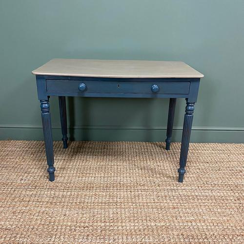 Gillows Design Regency Country House Painted Antique Side Table (1 of 7)