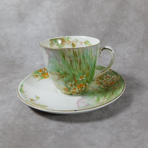Royal Winton, Grimwades  Demi-tasse Coffee Cup & Saucer (1 of 10)