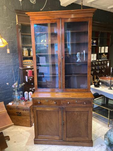 Early Victorian Bookcase (1 of 11)