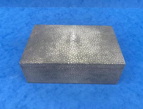 1930s Shagreen Table Box (1 of 10)