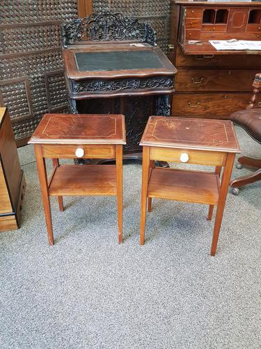 Pair of Bed Tables (1 of 4)