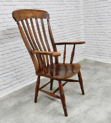 Windsor Lathback Armchair (1 of 6)