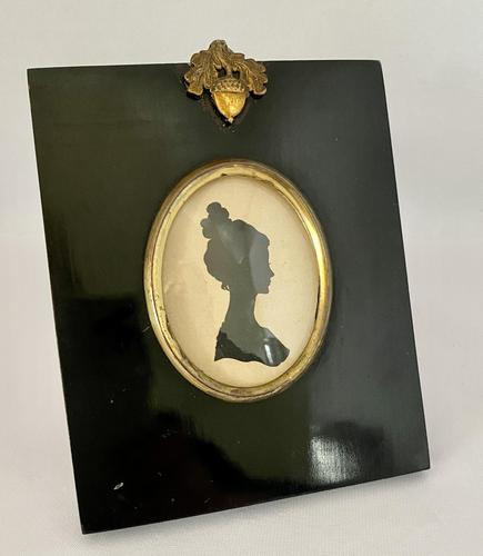 Victorian Silhouette c.1900 (1 of 5)