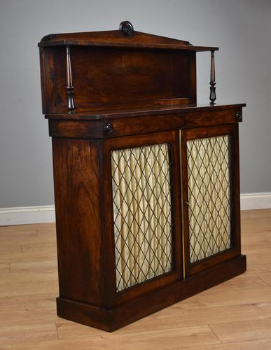 Victorian Rosewood Chiffonier (1 of 9)