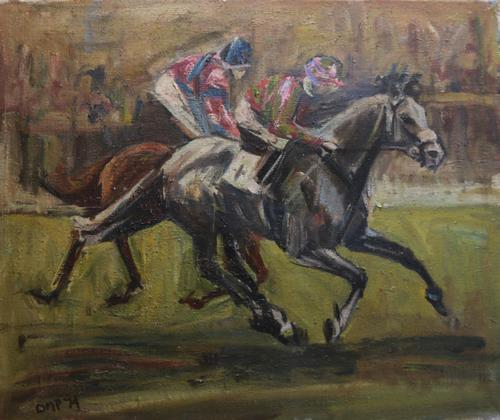The Final Furlong by Diana Perowne (1 of 4)
