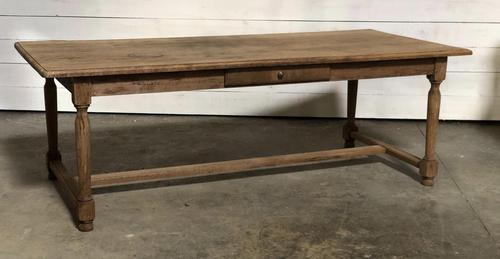 French Farmhouse Table with drawers (1 of 25)