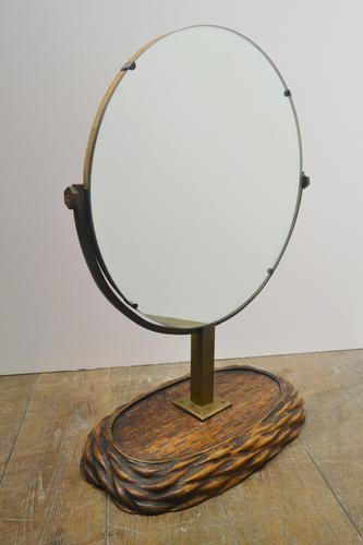 1950s Counter Top Mirror (1 of 4)