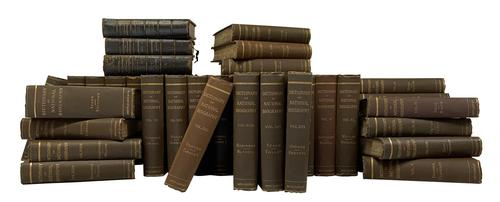 Collection of 55 Volumes (1 of 6)