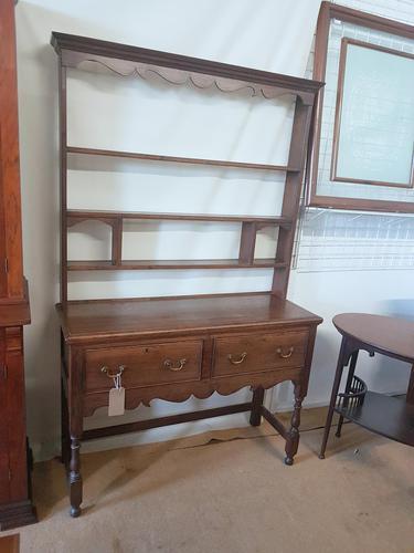Small Oak Dresser (1 of 4)