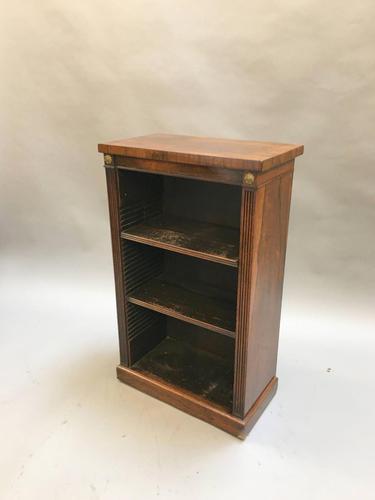 William IV rosewood bookcase (1 of 9)