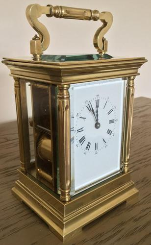 Large Fine Repeat Strike Carriage Clock (1 of 12)