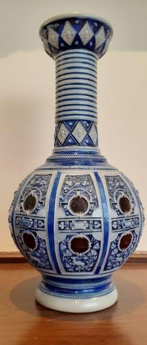 German Stoneware Vase (1 of 7)