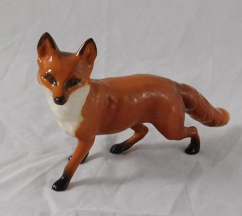 Beswick Fox Model 1016A (1 of 6)