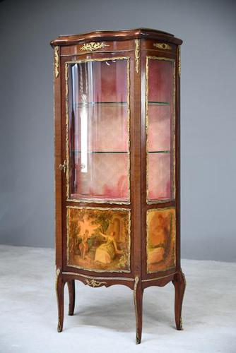 French Louis XV Style Vitrine (1 of 8)