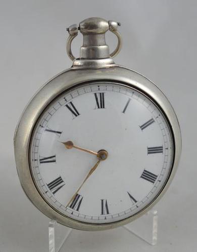 1812 Fusee Pocket Watch by  Master, Dublin (1 of 4)