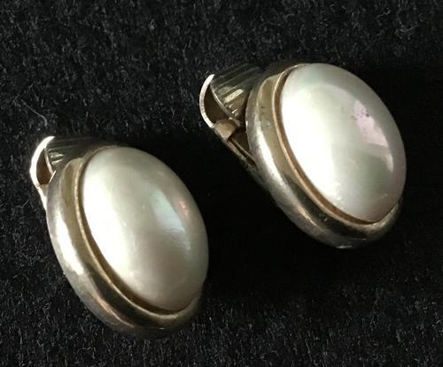 Pair of Vintage Christian Dior Earrings (1 of 5)