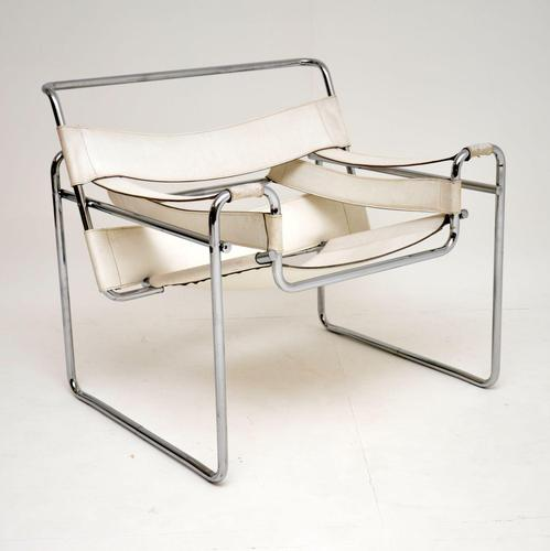 1960's Vintage Wassily Armchair by Marcel Breuer for Gavina (1 of 12)