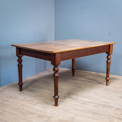 Farmhouse Kitchen Table (1 of 8)