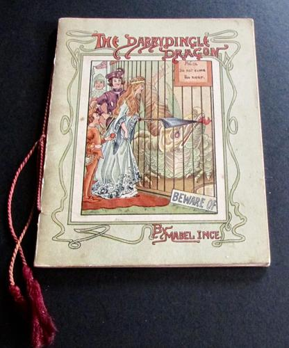 1900 The Darrydingle Dragon by Mabel Ince   1st Edition (1 of 4)