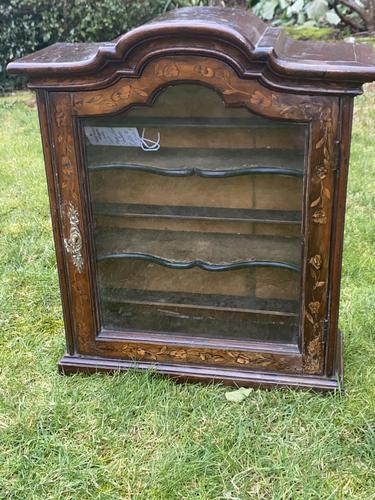 Dutch Marquetry Cabinet (1 of 7)
