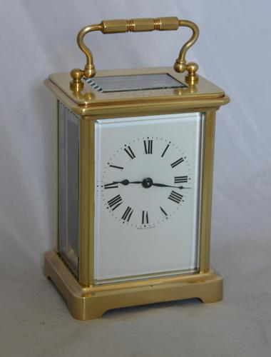 French Carriage Clock 'osbourne' (1 of 5)