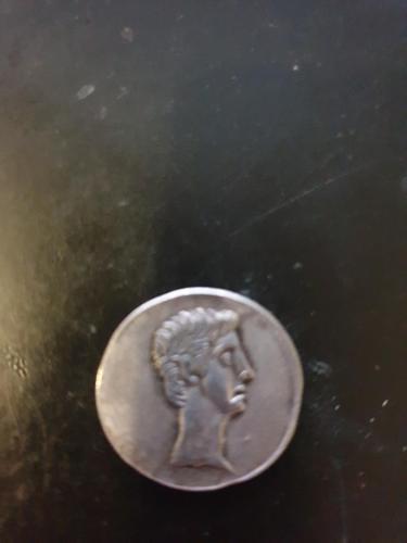 Museum Roman Restrike Coin (1 of 2)