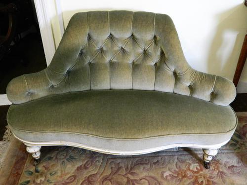 Small Sofa / Window Seat (1 of 7)