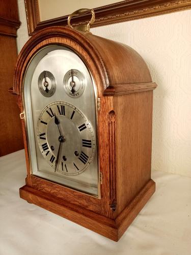 Westminster-Chime Bracket / Mantel Clock (1 of 5)