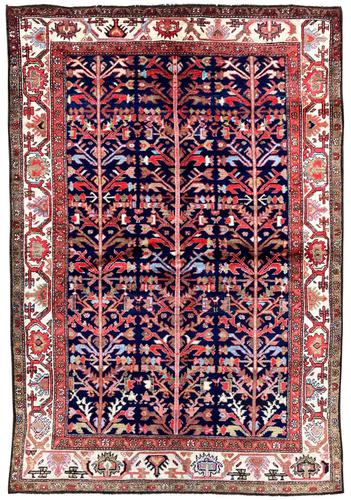 Antique Malayer Rug (1 of 8)