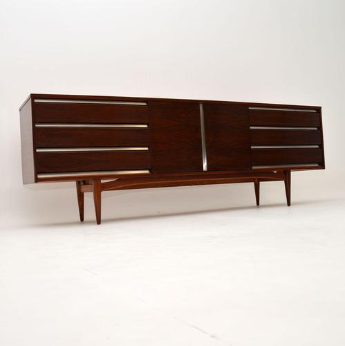 1960's Vintage Rosewood & Walnut Sideboard (1 of 11)