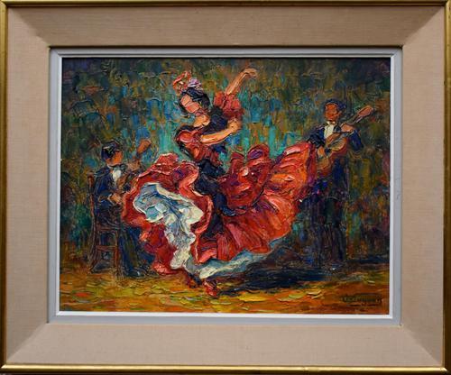 Victor Louis Cuguen Post Impressionist (1 of 8)